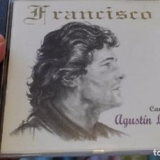CDs de Música: FRANCISCO CANTA A AGUSTIN LARA CD AÑO 1995 CONTIENE 10 TEMAS. Lote 61958392