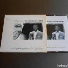 CDs de Música: NAT KING COLE AND HIS TRIO. Lote 62022148
