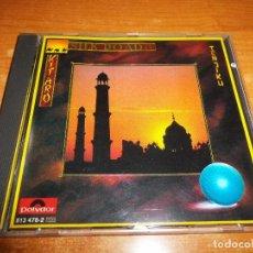 CDs de Música: KITARO TENJIKU CD ALBUM DEL AÑO 1983 HECHO EN WEST GERMANY PRIMERA EDICION MUY RARO NEW AGE. Lote 138965748