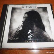 CDs de Música: KITARO TENKU CD ALBUM DEL AÑO 1987 HECHO EN ALEMANIA CONTIENE 8 TEMAS NEW AGE. Lote 62047580
