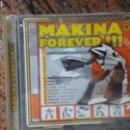 CDs de Música: VARIOS. MAKINA FOREVER VOL 1. DOBLE CD. 2002.. Lote 62071616