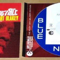 CDs de Música: ART BLAKEY AND THE JAZZ MESSENGERS: INDESTRUCTIBLE (REMASTERED) - BLUE NOTE. Lote 66321121