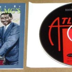 CDs de Música: THE VERY BEST OF BOOKER T. & THE M.G.'S. Lote 62148280