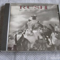 CDs de Música: RUSH - PRESTO CD - ROCK PROGRESIVO HARD ROCK. Lote 62157572