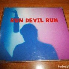 CDs de Música: PAUL MCCARTNEY RUN DEVIL RUN ENTREVISTA CD PROMO 1999 UK DURACION 40 MINUTOS THE BEATLES INTERVIEW. Lote 62214760