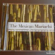 CDs de Música: THE MEXICAN MARIACHI DE LA COLECCION ORIGINAL MOMENTS. Lote 62222972