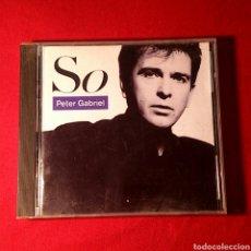 CDs de Música: CD ? PETER GABRIEL - SO. Lote 62245332