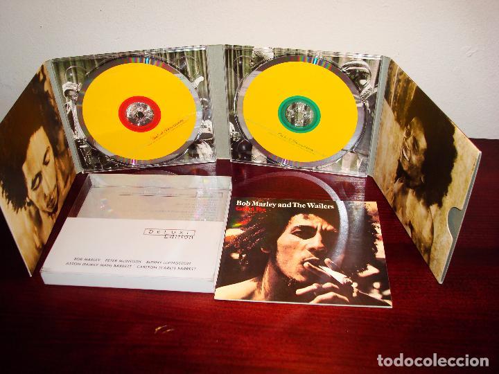 BOB MARLEY AND THE WAILERS DE LUXE EDITION DOBLE CD + LIBRETO BOB MARLEY PETER MACINTOSH ... (Música - CD's Reggae)