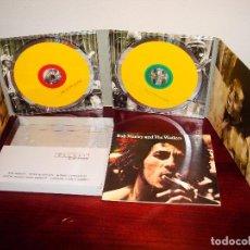 CDs de Música: BOB MARLEY AND THE WAILERS DE LUXE EDITION DOBLE CD + LIBRETO BOB MARLEY PETER MACINTOSH .... Lote 62271016