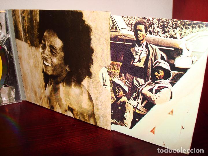 CDs de Música: BOB MARLEY AND THE WAILERS DE LUXE EDITION DOBLE CD + LIBRETO BOB MARLEY PETER MACINTOSH ... - Foto 2 - 62271016