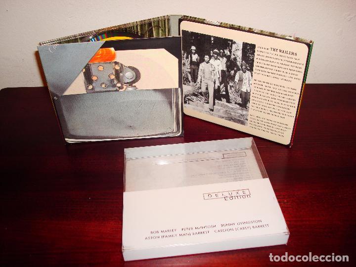 CDs de Música: BOB MARLEY AND THE WAILERS DE LUXE EDITION DOBLE CD + LIBRETO BOB MARLEY PETER MACINTOSH ... - Foto 3 - 62271016