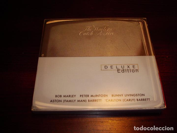 CDs de Música: BOB MARLEY AND THE WAILERS DE LUXE EDITION DOBLE CD + LIBRETO BOB MARLEY PETER MACINTOSH ... - Foto 4 - 62271016