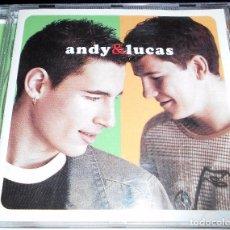 CDs de Música: LOTE 3 CD,S ANDY&LUCAS JOSE EL FRANCES RAÚL. Lote 62282344