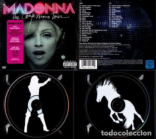madonna - the confessions tour...