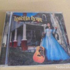 CDs de Música: LORETTA LYNN / VAN LEAR ROSE - PRODUCTOR JACK WHITE - 2004 INTERSOPE . Lote 62311752
