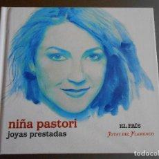CDs de Música: NIÑA PASTORI COLECCION JOYAS DEL FLAMENCO. Lote 62315828