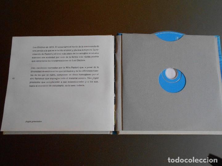 CDs de Música: NIÑA PASTORI coleccion Joyas del flamenco - Foto 4 - 62315828