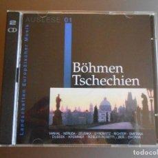 CDs de Música: BOHMEN TSCHECHIEN 2 CD.. Lote 62316292