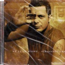 CDs de Música: CD ALEJANDRO SANZ ¨NO ES LO MISMO¨ (PRECINTADO). Lote 62362164