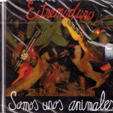 CDs de Música: CD EXTREMODURO ¨SOMOS UNOS ANIMALES¨ (PRECINTADO). Lote 62362480