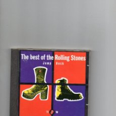 CDs de Música: CD - THE BEST OF THE ROLLING STONES - (JUMP BACK) BUEN ESTADO. Lote 62397408
