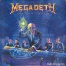CDs de Música: MEGADETH - RUST IN PEACE. Lote 62427468