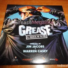 CDs de Música: GREASE MEGAMIX BANDA SONORA EL MUSICAL DE TU VIDA CD SINGLE PROMO ESPAÑA MEDLEY 3 TEMAS EDURNE ?. Lote 211723028