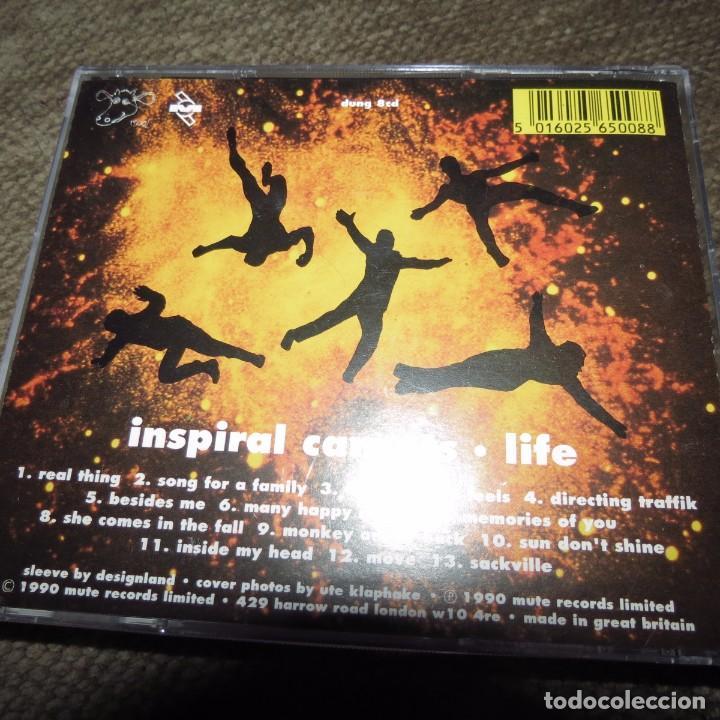 CDs de Música: inspiral carpets - life - Foto 3 - 62472364