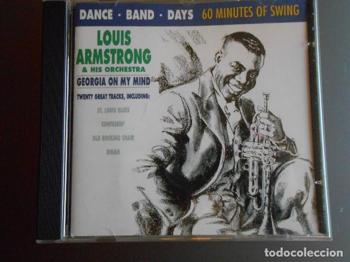 LOUIS ARMSTRONG & HIS ORCHESTRA (Música - CD's Jazz, Blues, Soul y Gospel)