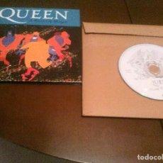 CDs de Música: QUEEN - CD - DIGIBOOK - A KIND OF MAGIC - FREDDIE MERCURY - BRIAN MAY - . Lote 62520196