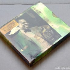CDs de Música: LOUIS ARMSTRONG: THE ULTIMATE COLLECTION 1924-1968 3-CD DIGIPAK VERVE 2000 - JAZZ. Lote 62631008