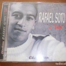 CDs de Música: CD DE RAFAEL SOTO, CHACHIPEN. EDICION FONODISCO DE 2004. RARO.. Lote 62726572