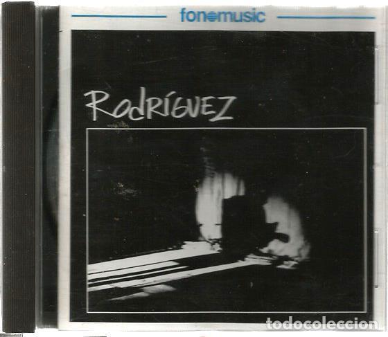 CD SILVIO RODRIGUEZ : RODRIGUEZ (Música - CD's Latina)