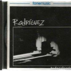 CDs de Música: CD SILVIO RODRIGUEZ : RODRIGUEZ. Lote 168063549