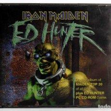 CDs de Música: IRON MAIDEN - ED HUNTER. Lote 62786132