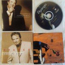 CDs de Música: CD PROMO DYANGO LOTE 4 ITEMS. Lote 62906116