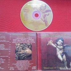 CDs de Música: CD SEMANA SANTA - SEVILLA - ASOCIACION MUSICAL DE CAMAS MADRUGA EN TRIANA BANDA CORNETAS Y TAMBORES. Lote 62955424