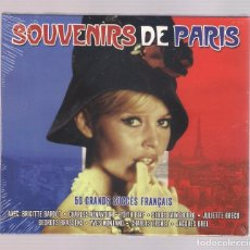CDs de Música: SOUVENIRS DE PARIS (2CD 2013, NOT2CD487) . Lote 62969632