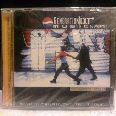 CDs de Música: GENERATION NEXT BY PEPSY VOLUMEN 2 DOCTOR EXPLOSION SELENITAS MERCURY REV MERCROMINA POP INDIE. Lote 62986284