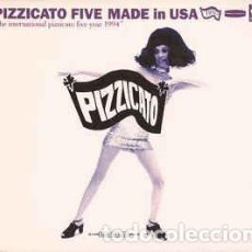 CDs de Música: PIZZICATO FIVE - MADE IN USA (CD, COMP, DIG). Lote 63034532
