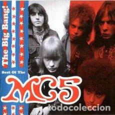 CDs de Música: MC5 ?– THE BIG BANG! BEST OF THE MC5 . Lote 63037216