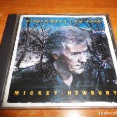 CDs de Musique: MICKEY NEWBURY NIGHTS WHEN I AM SANE CD ALBUM DEL AÑO 1994 USA CONTIENE 14 TEMAS. Lote 63143740