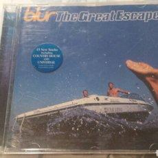 CDs de Música: BLUR. THE GREAT ESCAPE. DISCO CD.. Lote 63144254