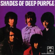 CDs de Música: DEEP PURPLE SHADES OF DEEP PURPLE 1ERA EDICION UK BLACK SABBATH ZEPPELIN . Lote 142269644