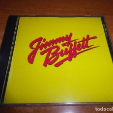 CDs de Música: JIMMY BUFFETT SONGS YOU KNOW BY HEART GREATEST HITS CD ALBUM DEL AÑO 1985 USA CONTIENE 13 TEMAS. Lote 63258252