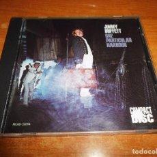 CDs de Música: JIMMY BUFFETT ONE PARTICULAR HARBOUR CD ALBUM DEL AÑO 1983 USA CONTIENE 11 TEMAS. Lote 63259080