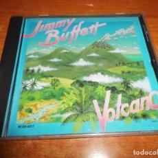 CDs de Música: JIMMY BUFFETT VOLCANO CD ALBUM DEL AÑO 1979 USA CONTIENE 10 TEMAS. Lote 63259376