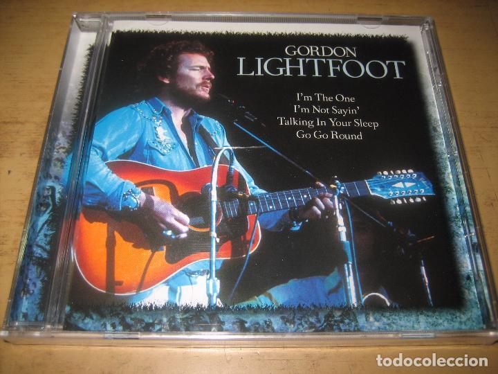 Gordon lightfoot go go round