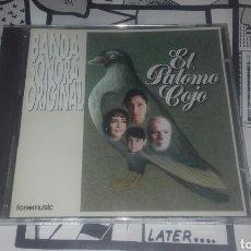 CDs de Música: EL PALOMO COJO-(CANTA MARÍA BARRANCO). Lote 63263690