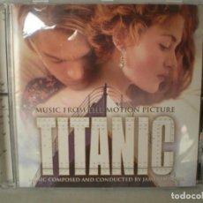 CDs de Música: TITANIC - B.S.O. PELICULA - CD ALBUM 15 TEMAS. Lote 63274856
